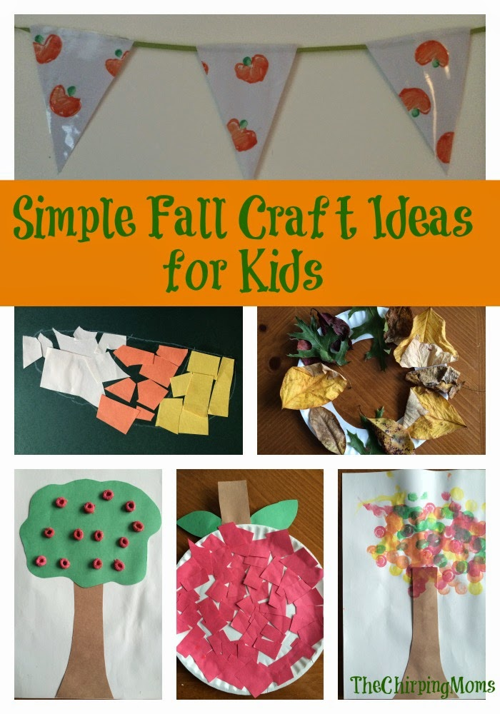 Cheerio Apple Tree Craft