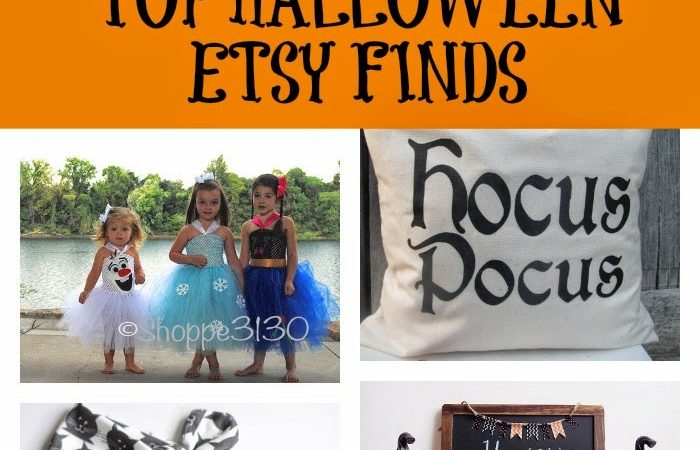 Top Halloween Etsy Finds (& Giveaway)