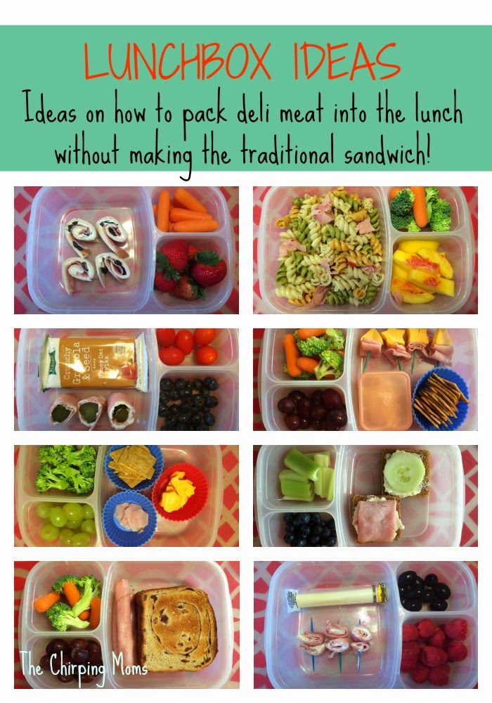 Lunchbox Ideas for Kids : The Chirping Moms