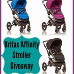 An Exciting Britax Affinity Stroller Giveaway