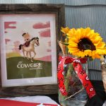 A Western Birthday Party {Free Printables}