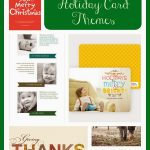 5 Ideas for Holiday Card Themes