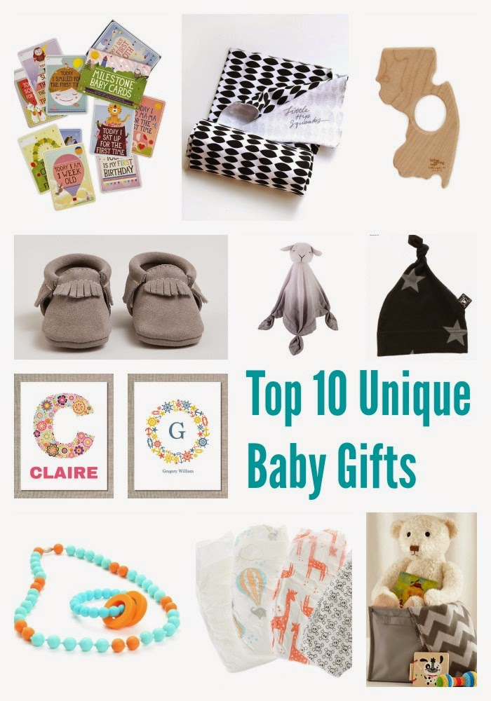 0ed23c86fb725 Top 10 Unique Baby Gifts - The Chirping Moms