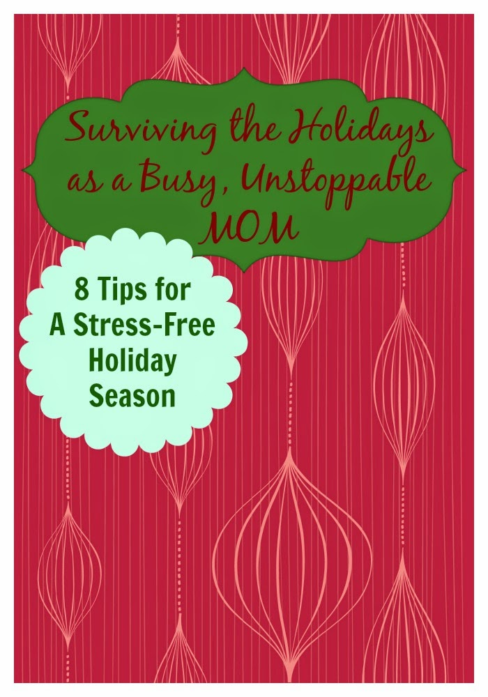 Tips for A Stress-Free Holiday Season : The Chirping Moms