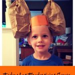 Turkey Leg Thanksgiving Crown
