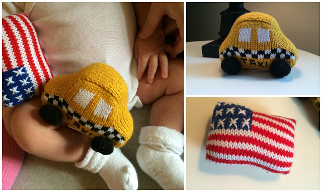 Friday Favorites: 3 Great Gifts for Baby's First Christmas