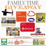 Fun Family Time Giveaway
