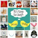 Yellow Friday is Here : Shop 20 Awesome Deals All Weekend Long