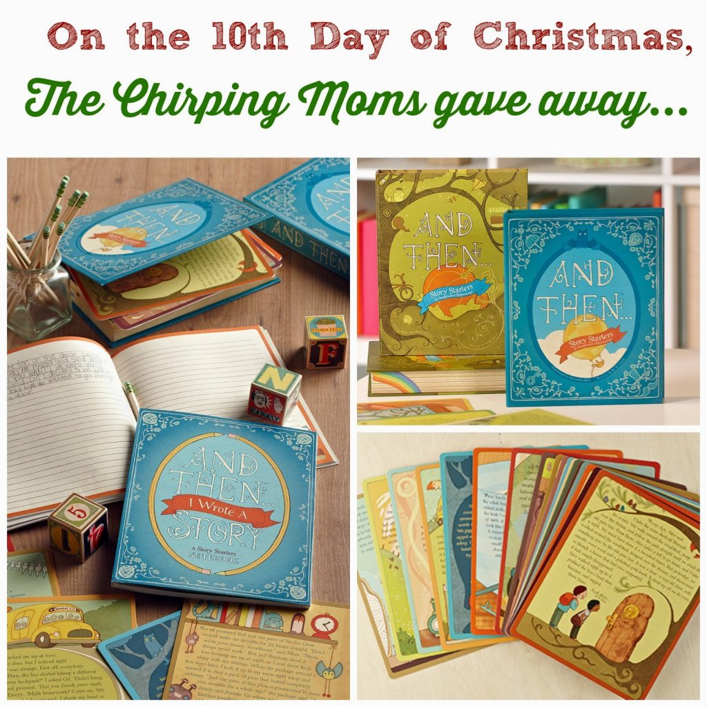 12 Days of Toys : The Chirping Moms