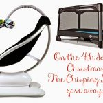 The 12 Days of Toys: Day 4, 4moms mamaRoo & breeze