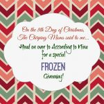The 12 Days of Toys: Day 8, Frozen Doll Set Hosted By According to Nina