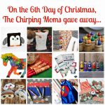 The 12 Days of Toys: 12 Fun & Unique Toy Finds Prize Collection!