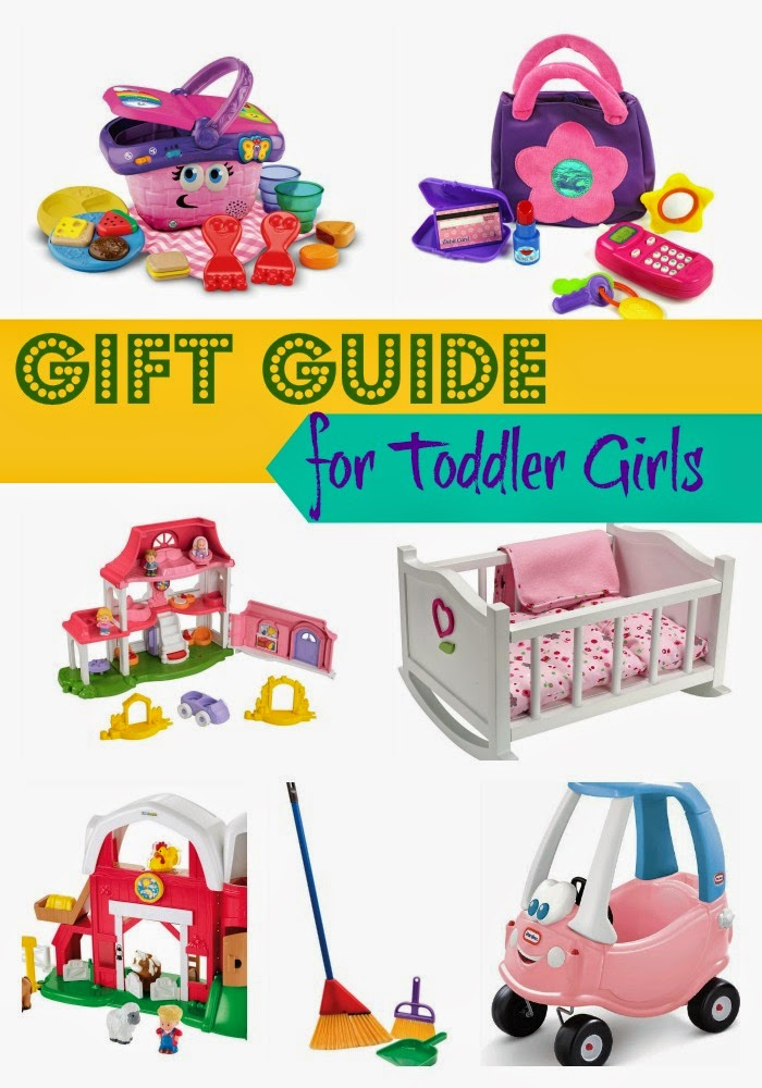 Gift Ideas for Toddler Girls : The Chirping Moms