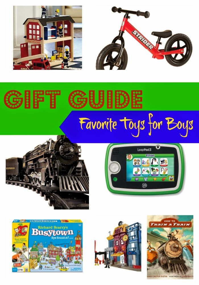 Gift Guide for Boys : The Chirping Moms