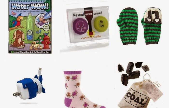60 Stocking Stuffer Ideas for the Family