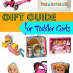 Holiday Gift Guide for Toddler Girls