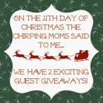 The 12 Days of Toys: Day 11, Two Guest Giveaways!