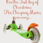 The 12 Days of Toys: Day 2, Micro Kickboard Scooters