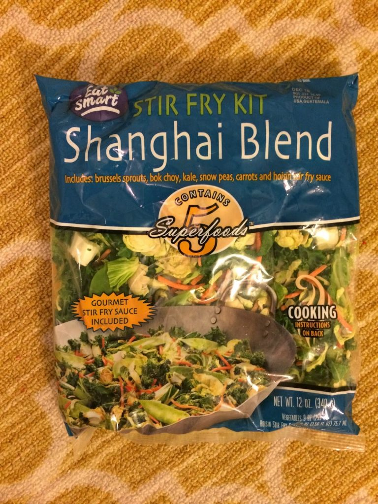 Eat Smart Gourmet Salad and Stir Fry Kits : The Chirping Moms
