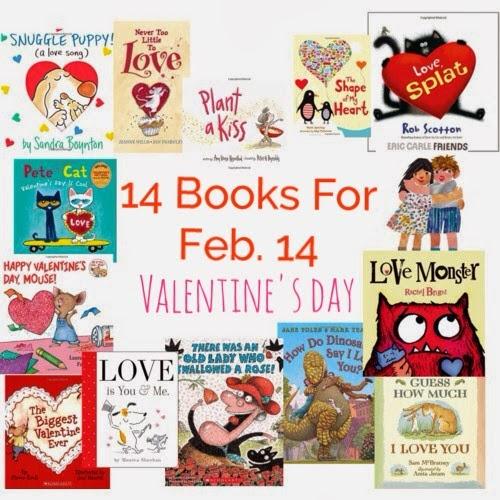 Favorite Valentine Books || The Chirping Moms