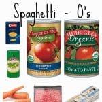 Crockpot Spaghetti – O's