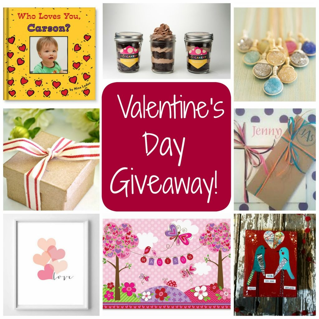 Big Valentines Day Giveaway || The Chirping Moms
