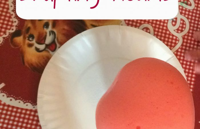 Valentine's Day Science Experiment: Erupting Hearts