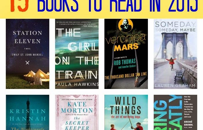 15 Books to Read in 2015