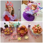 A Royal Breakfast Party: Showing Our #DisneySide