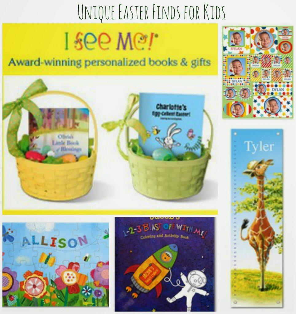 Unique & Personalized Easter Gift Ideas for Kids - The Chirping Moms