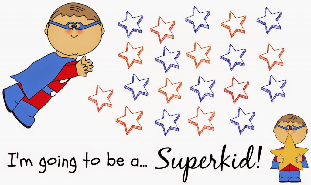 graphic about Printable Sticker Chart titled Absolutely free Printable Superhero Benefit Chart - The Chirping Mothers