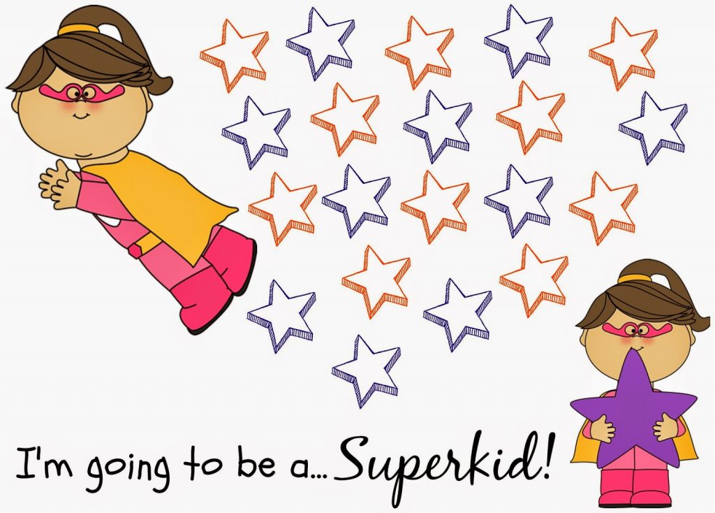picture relating to Free Printable Sticker Chart titled No cost Printable Superhero Gain Chart - The Chirping Mothers