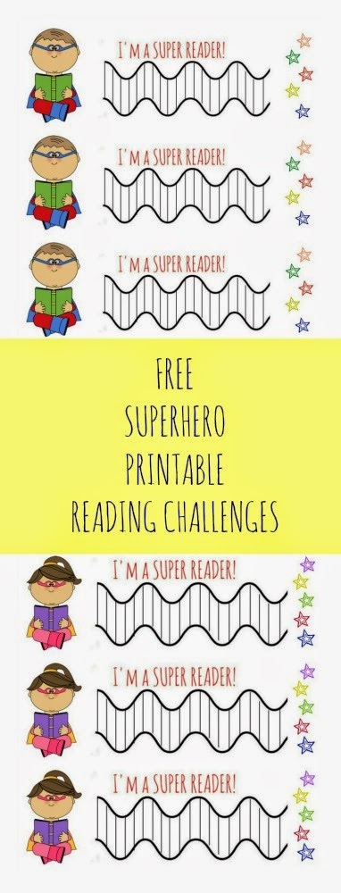 Printable Reading Chart || The Chirping Moms