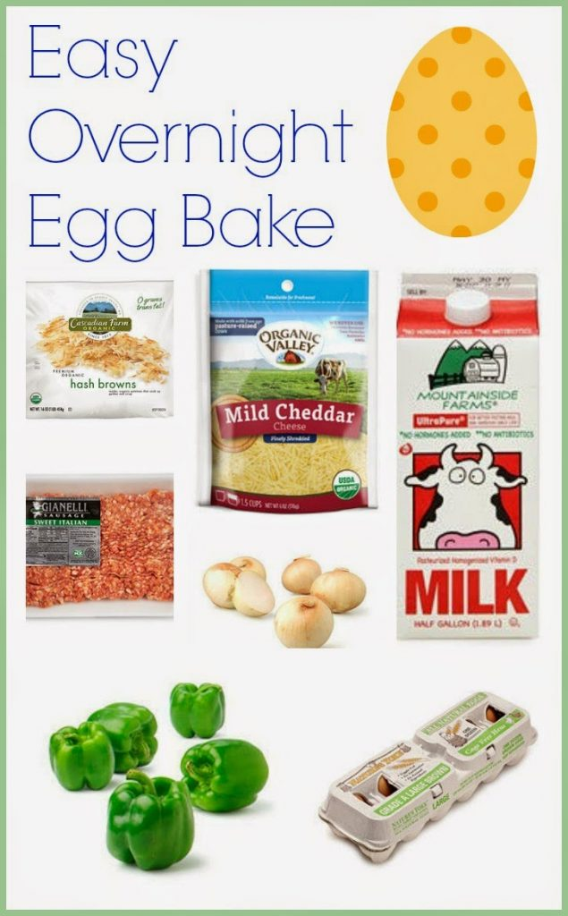 Easter Egg Bake Recipe    The Chirping Moms