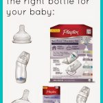 Making Bottle Feeding Easier with the New Playtex® SureFeed™ Set {& Giveaway}