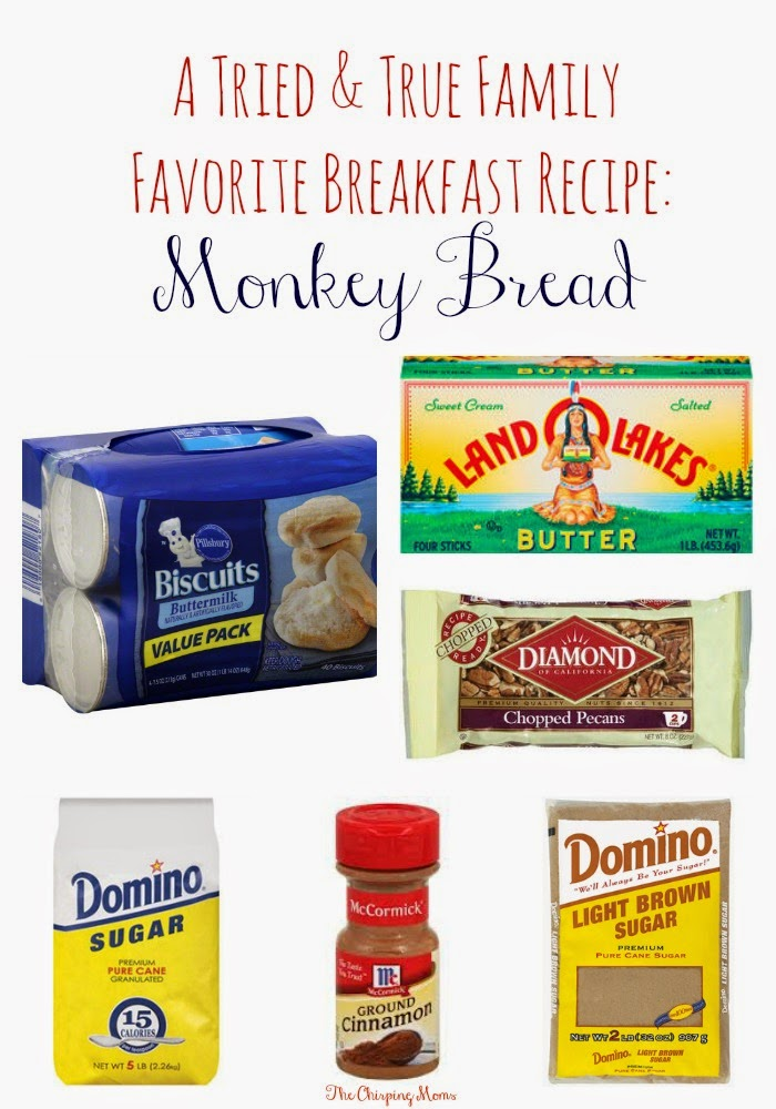 The Best Monkey Bread Recipe || The Chirping Moms