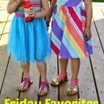 Friday Favorites: FabKids