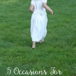 5 Occasions for a Special Dress