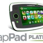 Educational Fun for Kids:  The New LeapFrog LeapPad Platinum