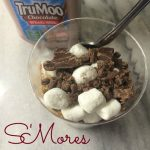 S'mores Double Chocolate Pudding Recipe
