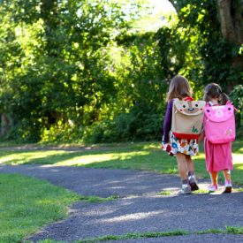 Why I'll Cry on the First Day of Kindergarten