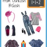 Our Favorite School Styles from OshKosh B'gosh {& Coupon}