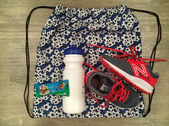 DIY Drawstring Bag    The Chirping Moms