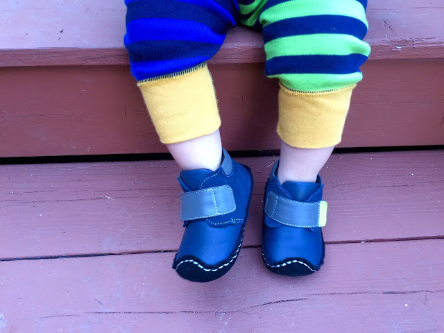 Fall Shoes from See Kai Run || The Chirping Moms