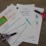 Simple Scissors Practice for Preschoolers