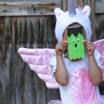 5 Halloween Crafts for Kids & Really Cute Costume Ideas