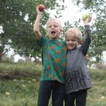 Apple Picking Fun (With Favorite Fall Recipe)