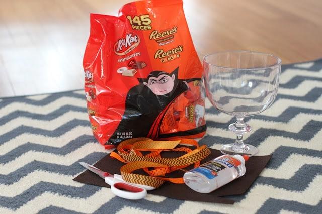 DIY Halloween Candy Bowls