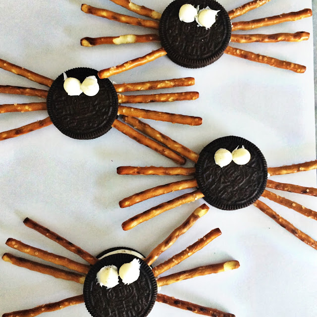 Easy & Last Minute Halloween Snack Ideas for Kids    The Chirping Moms