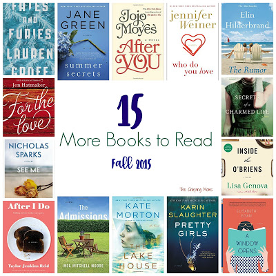 15 More Books to Read in 2015    The Chirping Moms